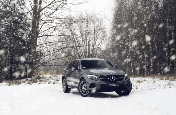 Mercedes GLC 43 AMG Coupe