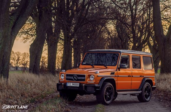 Mercedes G63 AMG Crazy Color Edition