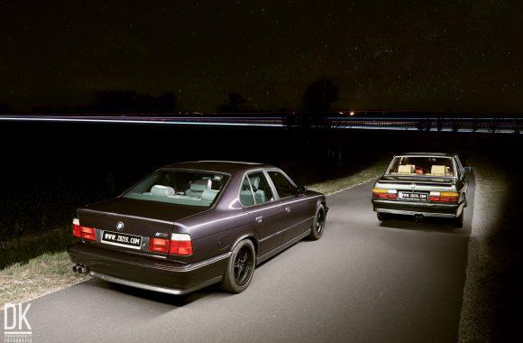 BMW M5 i M535i