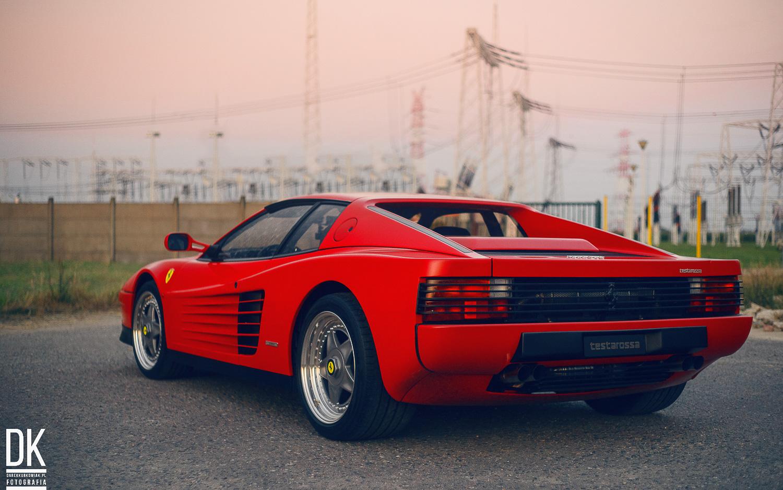 Car, Ferrari, Dark Wallpapers HD / Desktop and Mobile