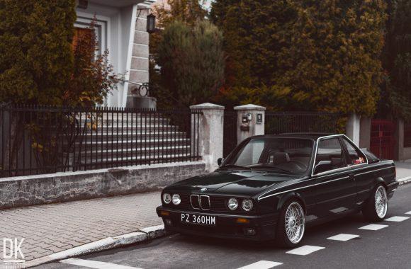 BMW 316i E30 Baur