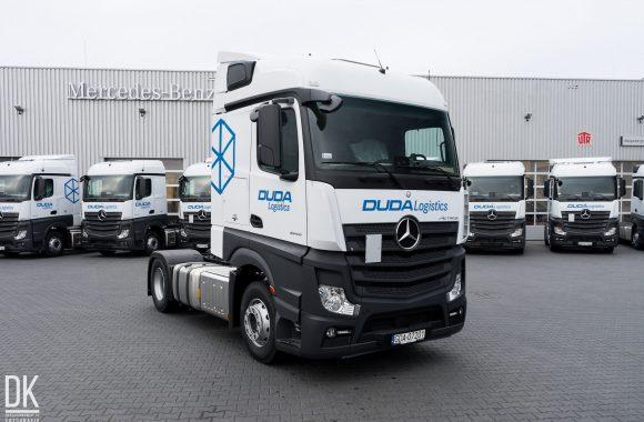 Duda Logistics