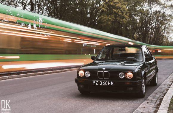 BMW E30 Baur