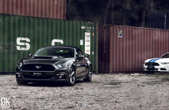 Ford Mustang Anderson